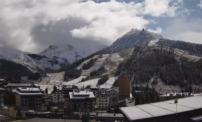 Sestriere - www.skylinewebcams