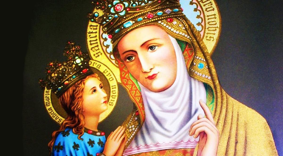 Preghiera a Sant'Anna per i figli e nipoti
