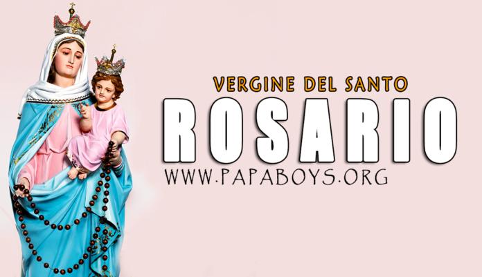 Vergine del Rosario di San Nicolás, 25 Settembre