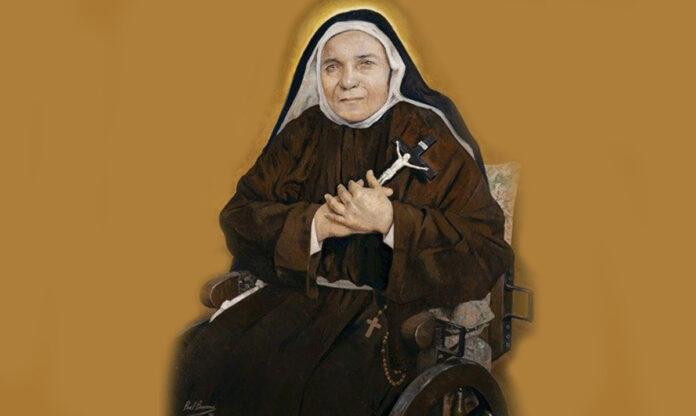 Maria Luigia del Santissimo Sacramento diventa beata