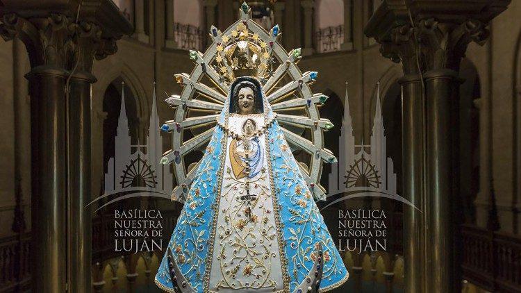 Madonna di Lujan in Argentina