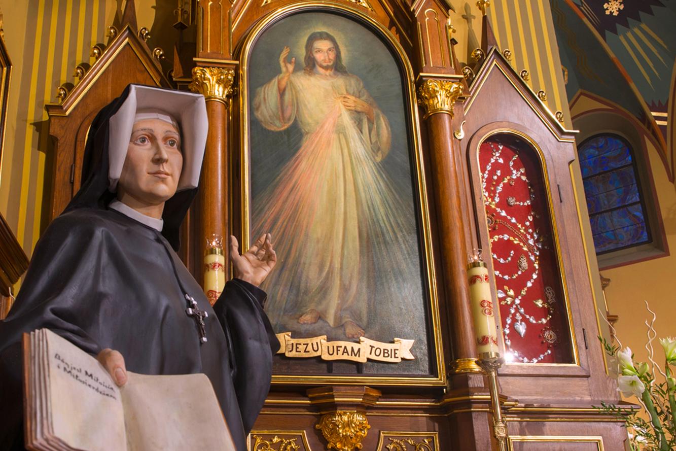 Santa Faustina Kowalska: racconti dal Diario