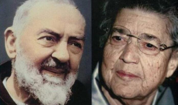 Padre Pio e Mamma Natuzza