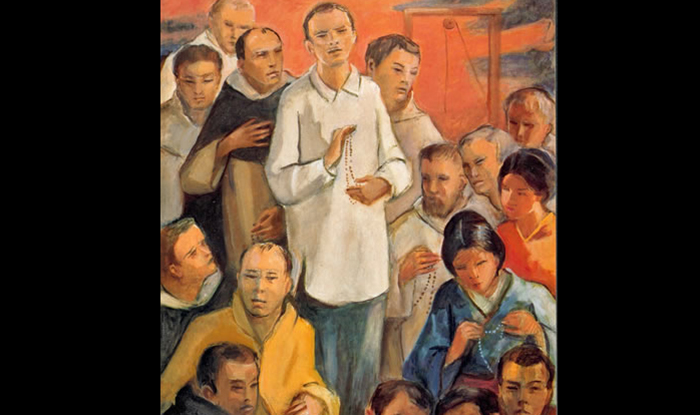 San Lorenzo Ruiz e compagni martiri