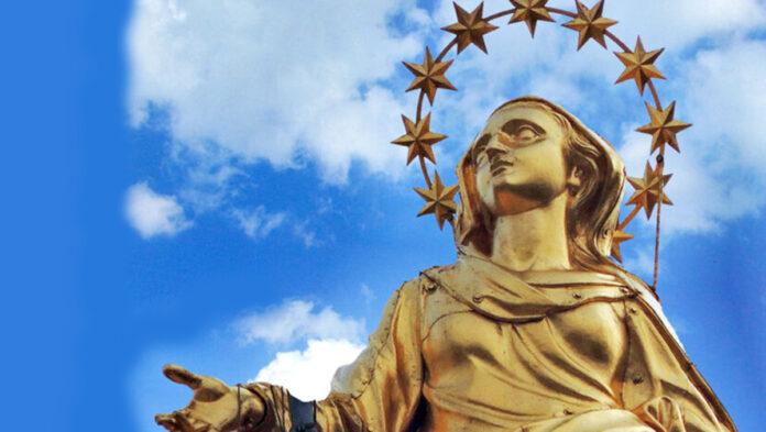 Preghiera al Santissimo Nome di Maria (Vatican Media)