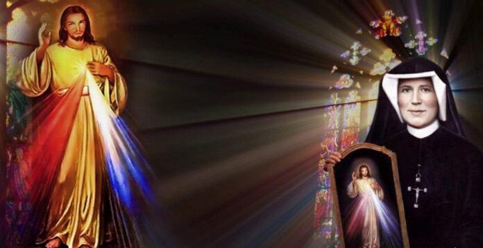 Gesù e la Sua Divina Misericordia