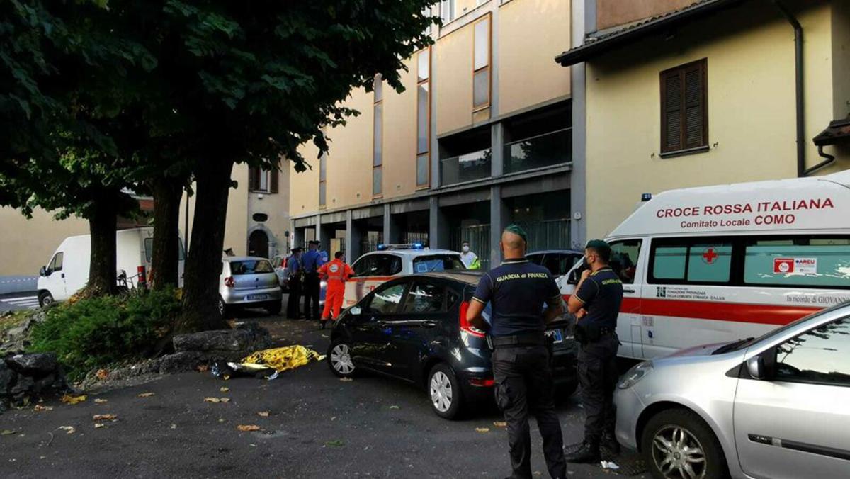Uccisione don Roberto Malgesini
