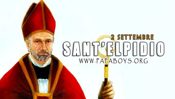 Sant'Elpido, Abate