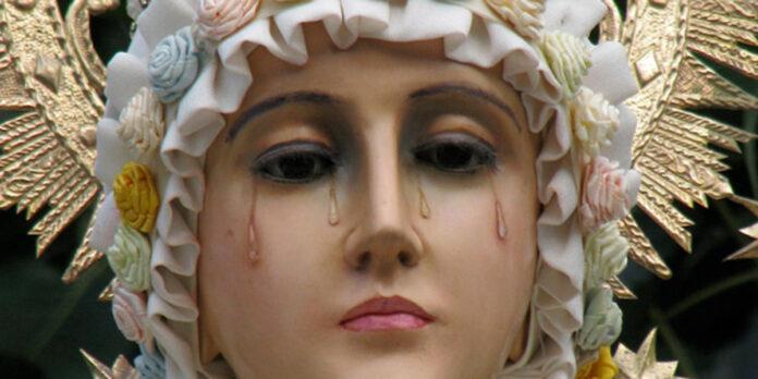 Triduo alla Madonna de La Salette