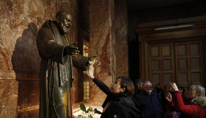 Padre Pio e la bilocazione in Toscana