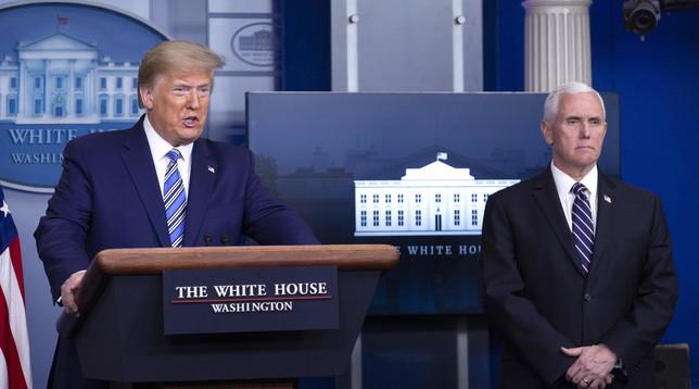 Trump e Melania positivi al Covid-19
