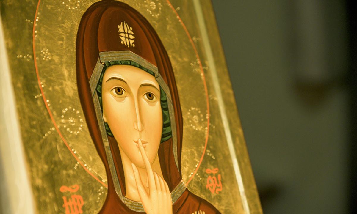 Preghiera alla Madonna del Silenzio