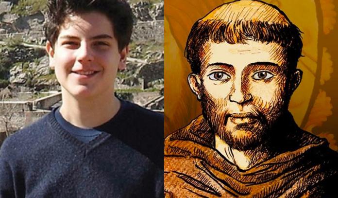 Il buongiorno con San Francesco d'Assisi