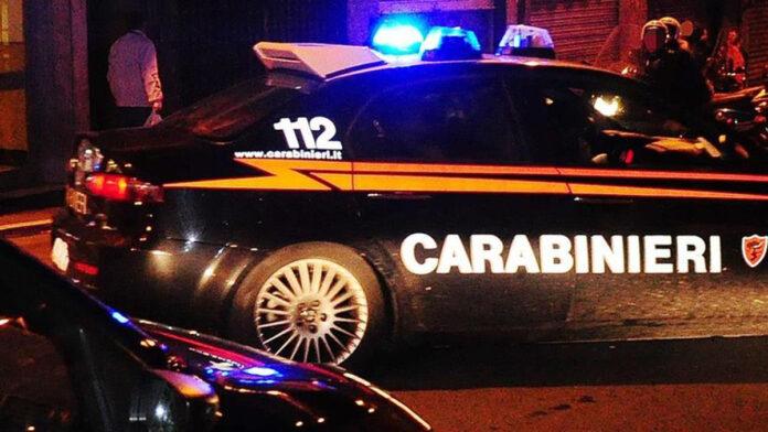 Carabinieri sventano un omicidio