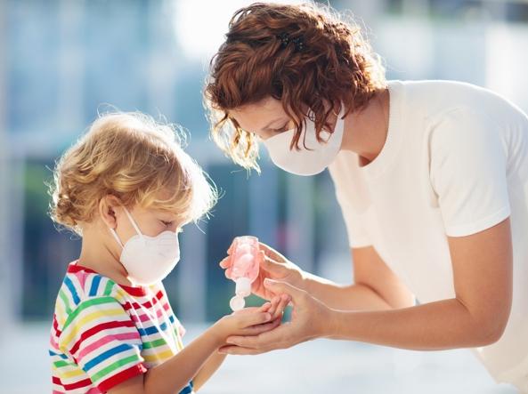 coronavirus come evitarlo in famiglia