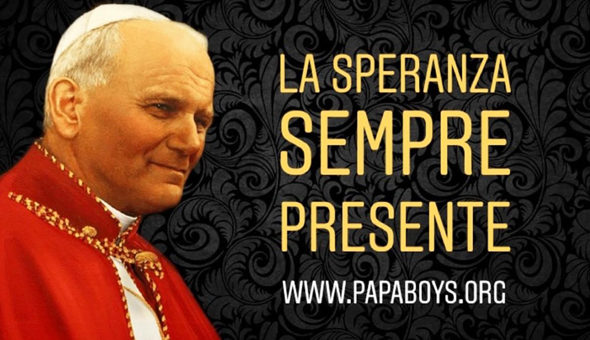 La rubrica dedicata a Giovanni Paolo II, 9 Ottobre 2020