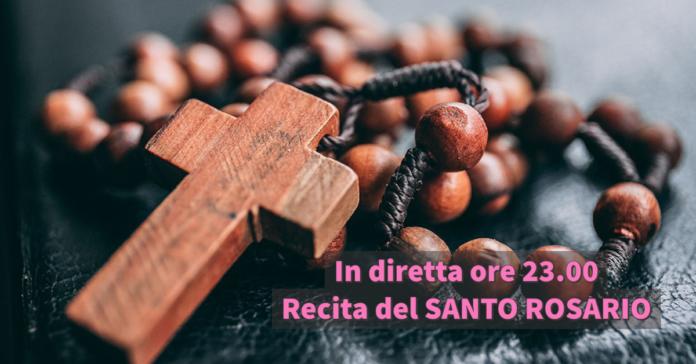 Veglia di Tutti i Santi. Preghiera del Santo Rosario, sabato 31 ottobre 2020, LIVE TV dalle ore 23.00