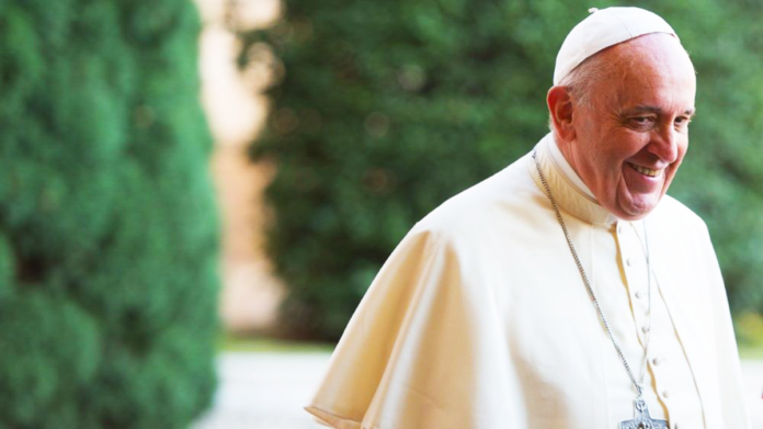 Papa Francesco dice sì alle unioni civili