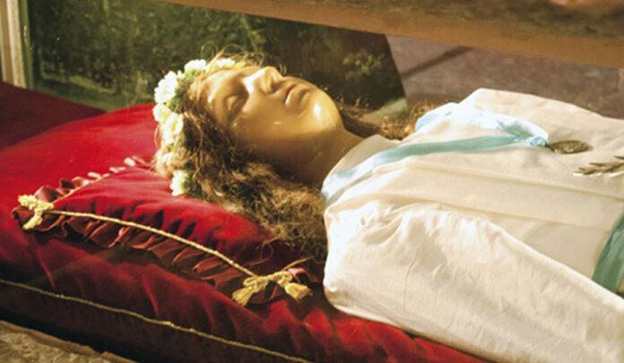 Supplica per chiedere una grazia a Santa Maria Goretti
