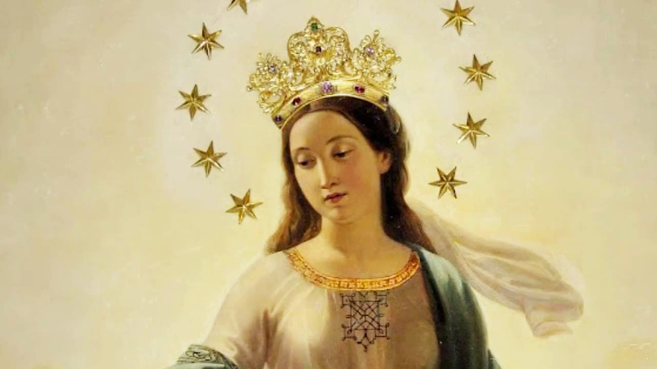 Preghiera per una grazia alla Vergine Maria