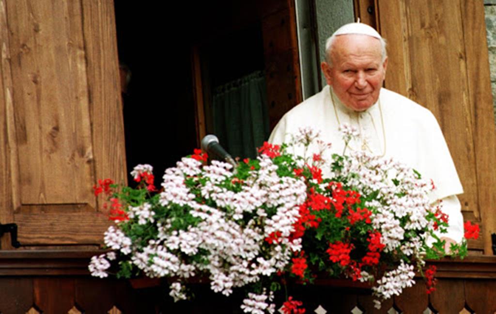 Preghiera a Karol Wojtyla