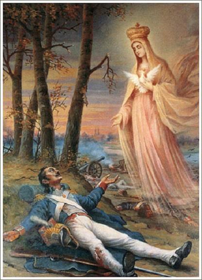 Ogni giorno una Lode a Maria, 17 ottobre 2020. REGINA DELLA POLONIA ADDOLORATA, prega per noi