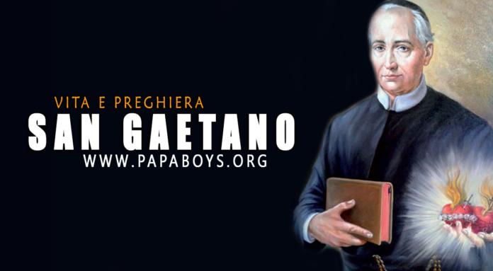 San Gaetano Errico, 29 Ottobre