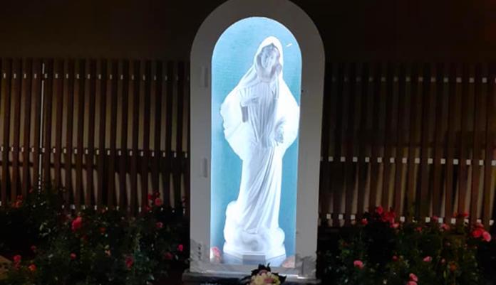 Madonna di Medjugorje a San Genesio