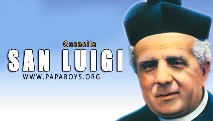 Don Luigi Guanella, 24 Ottobre