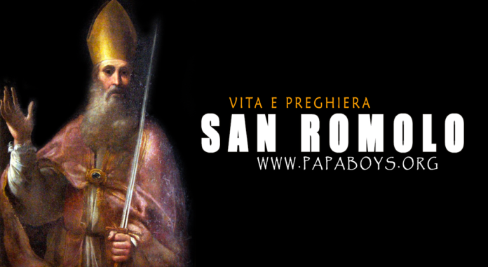 San Romolo, 13 Ottobre