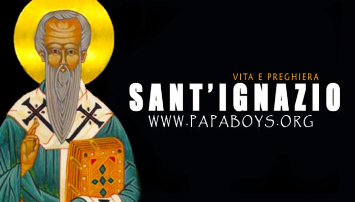 Sant'Ignazio, Vita e Preghiera