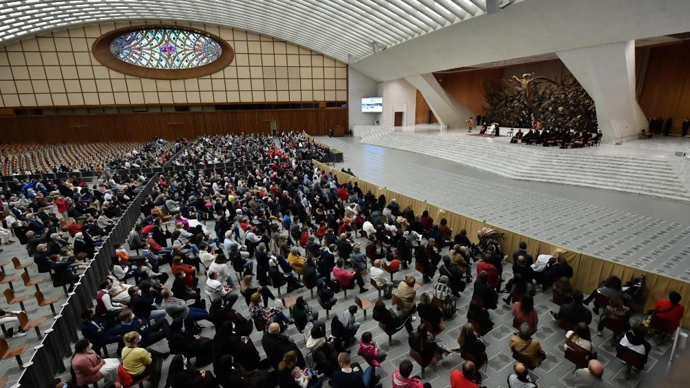 Udienza Papa Francesco (Vatican Media)