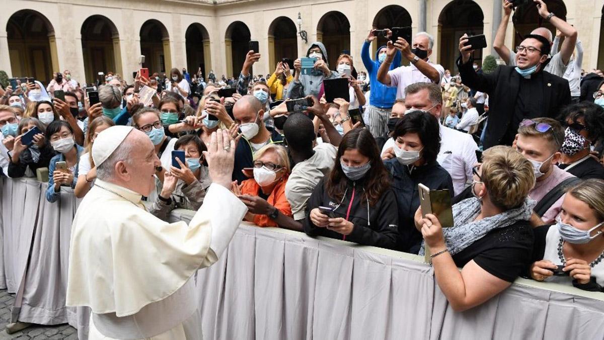 Papa Francesco sulle unioni gay