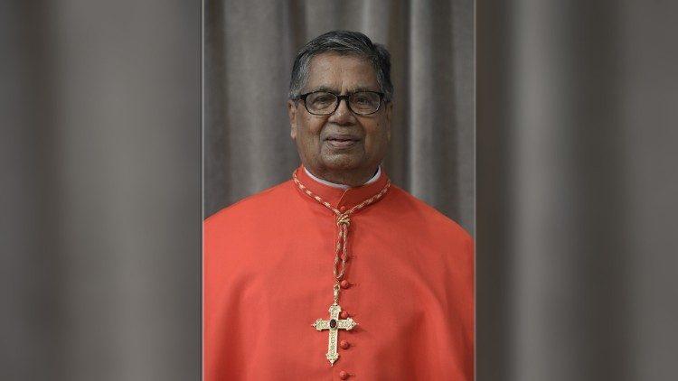 Si è spento il cardinale Anthony Soter Fernandez