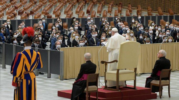 Papa Francesco: udienza 5 Ottobre