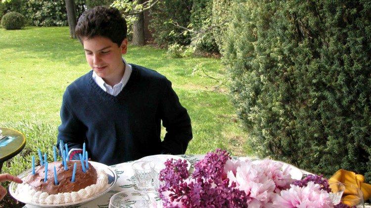 Preghiera per una grazia a Carlo Acutis
