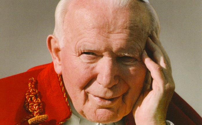 Preghiera a Giovanni Paolo II