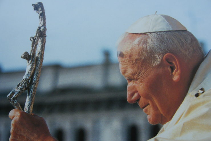 Giovanni Paolo II: le frasi più belle