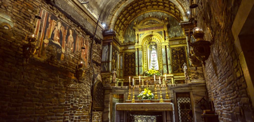Preghiera in diretta da Loreto (stjosemaria.org)