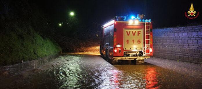 Maltempo: morto vigile del fuoco in Valle d'Aosta