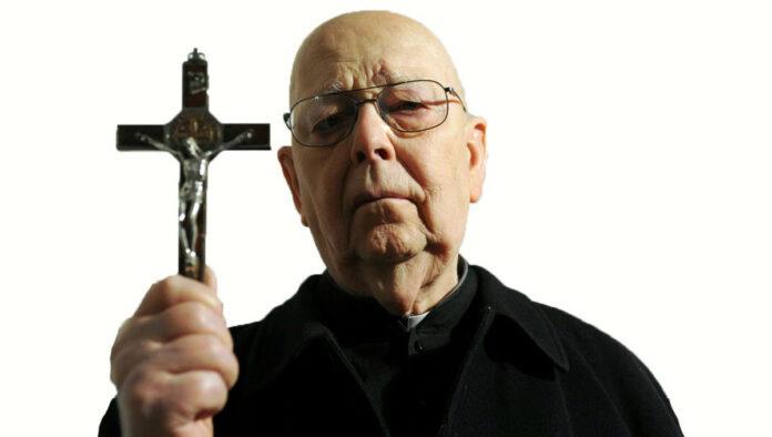 Padre Amorth: ci parla della preghiera