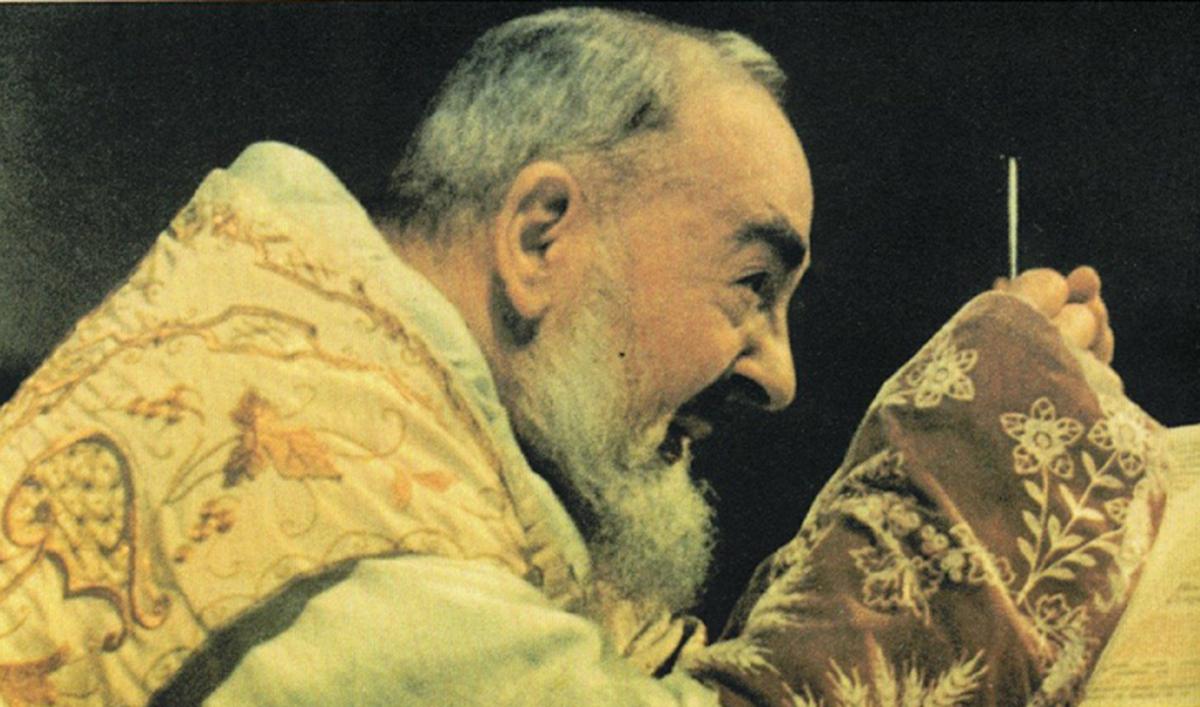 La rubrica dedicata a Padre Pio, 15 Ottobre 2020