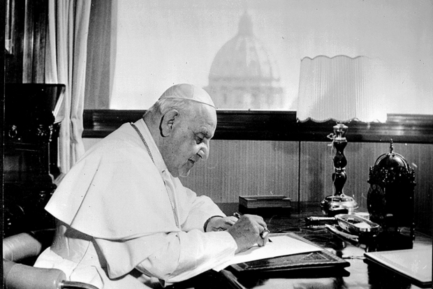 Giovanni XXIII (Angelo Roncalli), 11 Ottobre