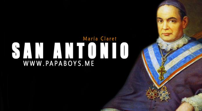 Sant'Antonio Maria Claret, 24 Ottobre(Museo_Nacional_del_Romanticismo_de_Madrid)