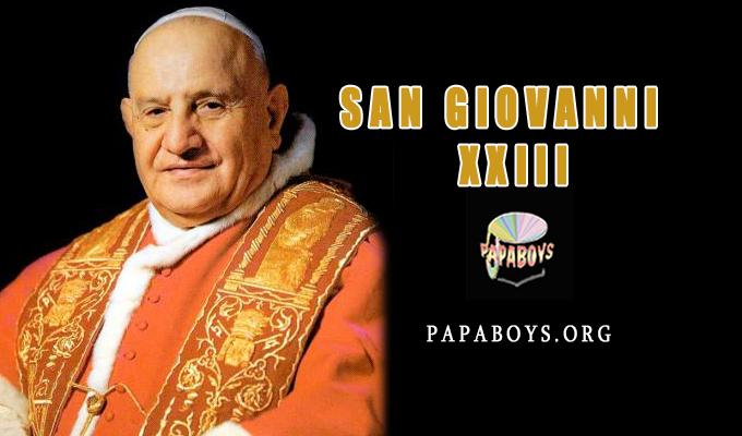 Preghiera per chiedere una grazia a Giovanni XXIII