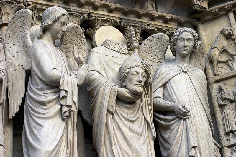 San Dionigi e compagni, Martiri