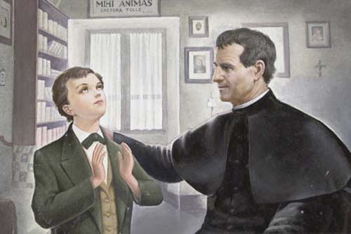 Preghiera a San Domenico Savio