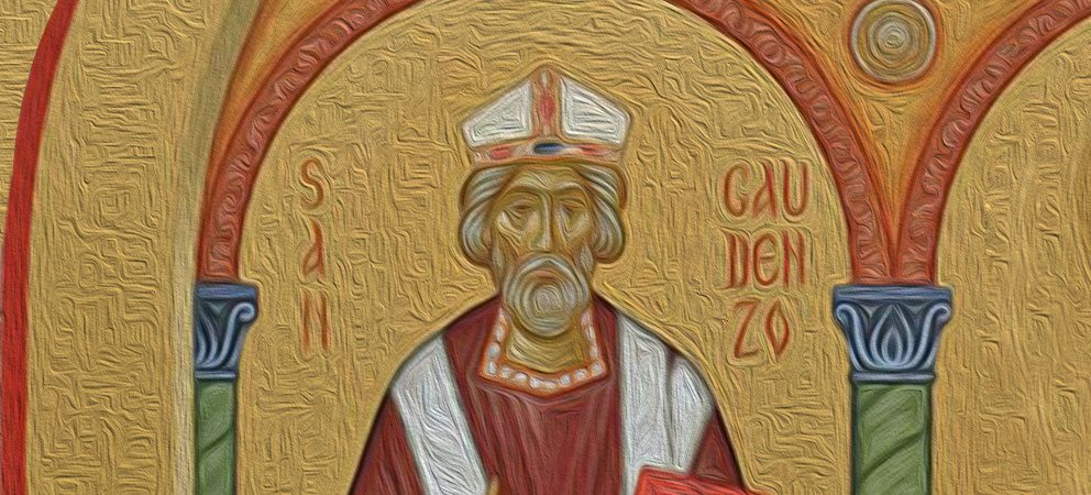 San Gaudenzio, Vescovo