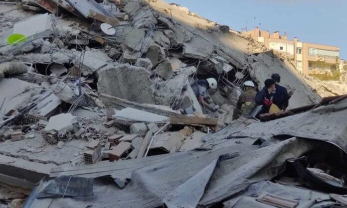 Terremoto nel Mar Egeo