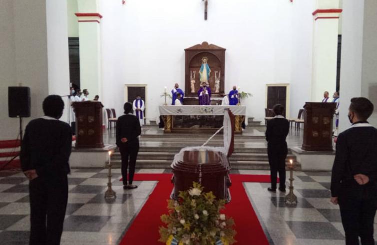 padre José Manuel de Jesús Ferreira